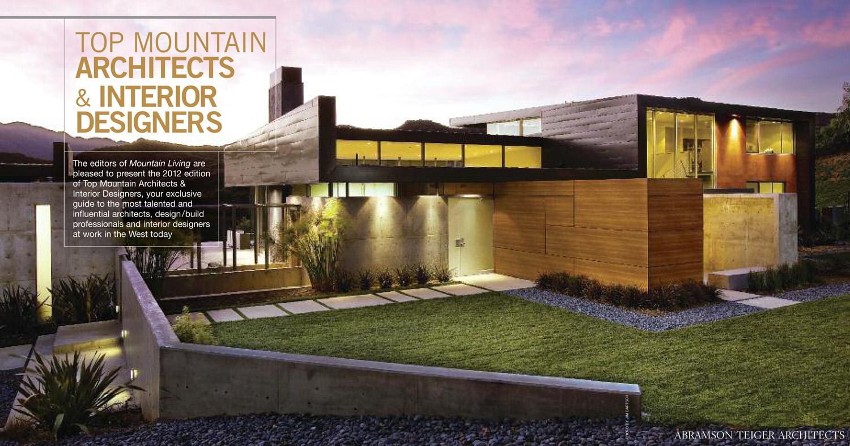 Locati Architects top mountain architects & designers | locati