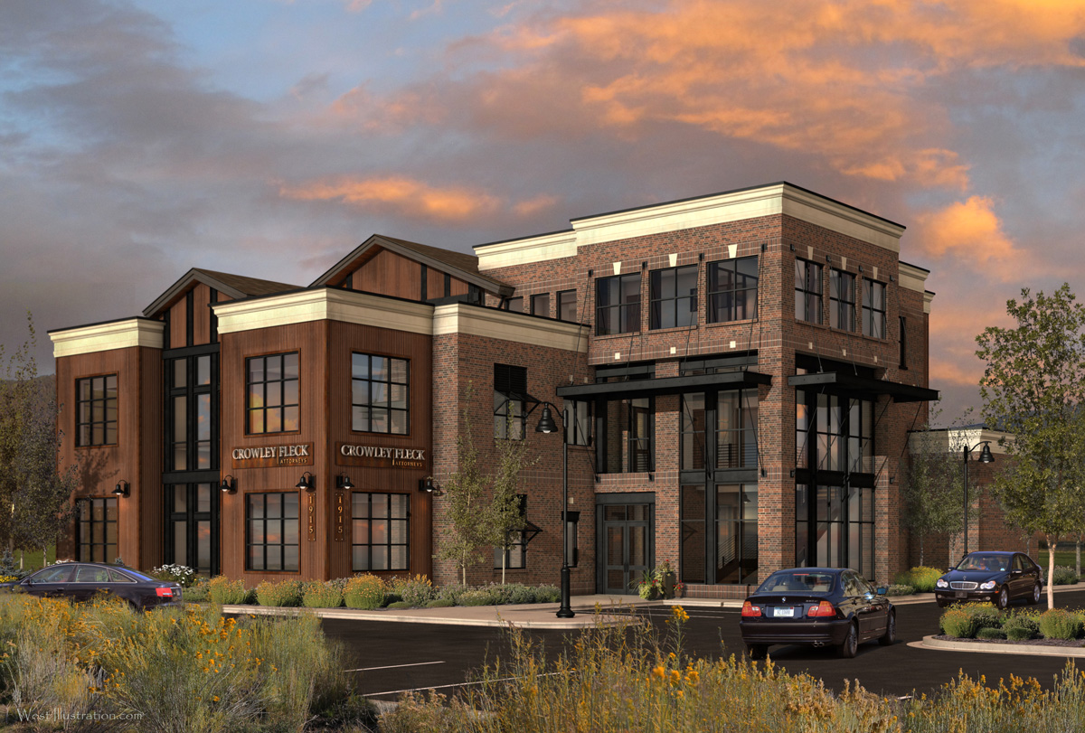 Locati Architects montana law firm expanding with new building | locati