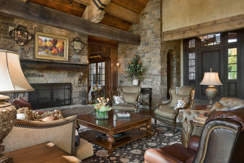 Rustic Elegance in Missouri