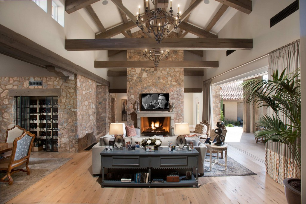 Rustic Elegance in Arizona