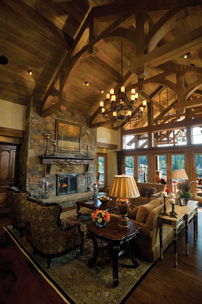 Rustic Elegance in IDAHO