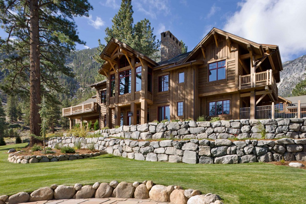 Rustic Elegance in NEVADA