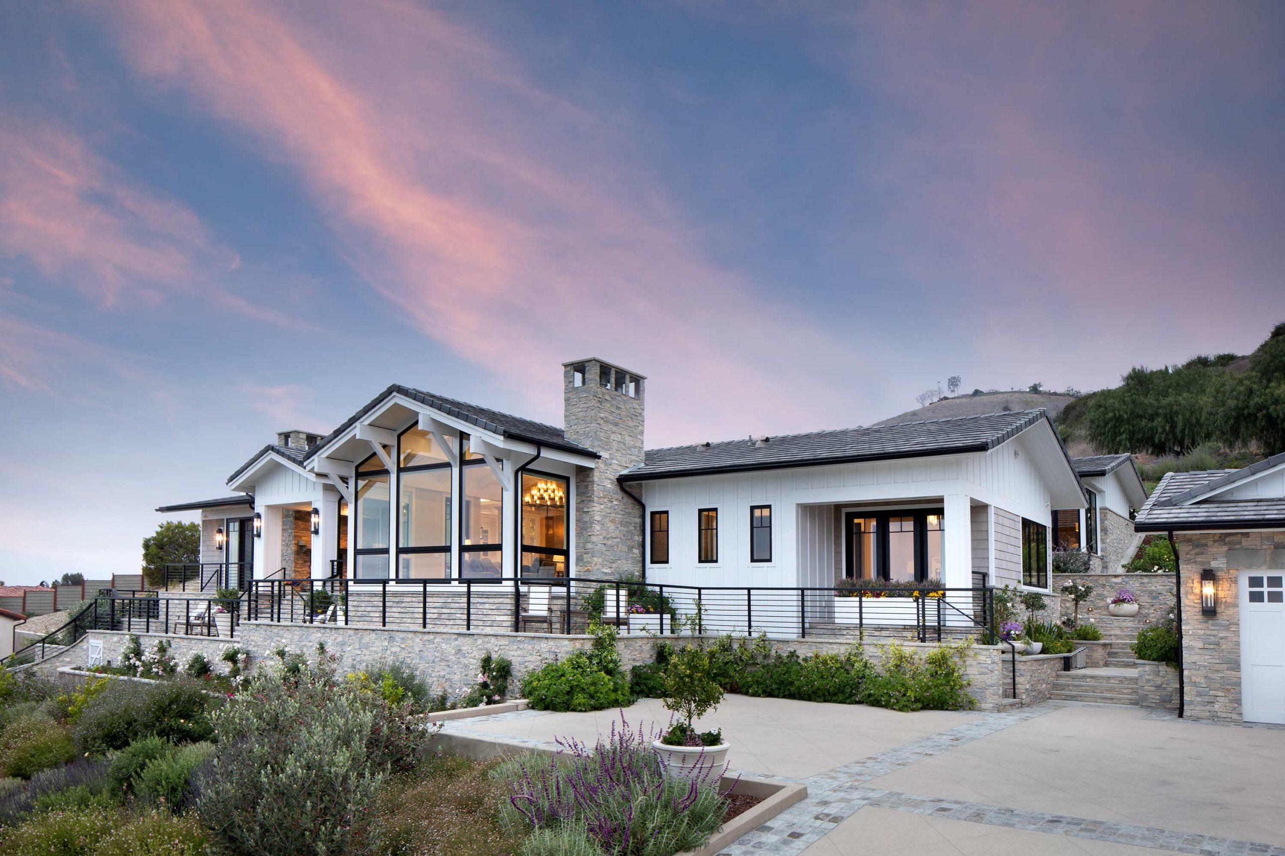 Rustic Elegance in CALIFORNIA